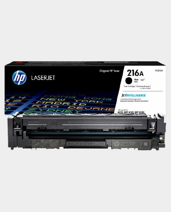 HP W2410A 216A Laserjet Toner Cartridge Black in Qatar