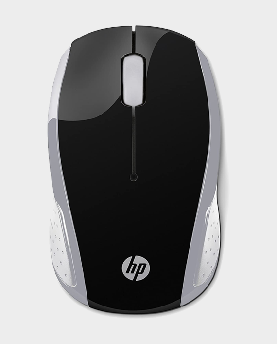HP Wireless Mouse 200 2HU84AA Silver in Qatar