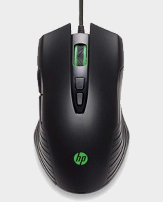 HP X220 Backlit Gaming Mouse in Qatar