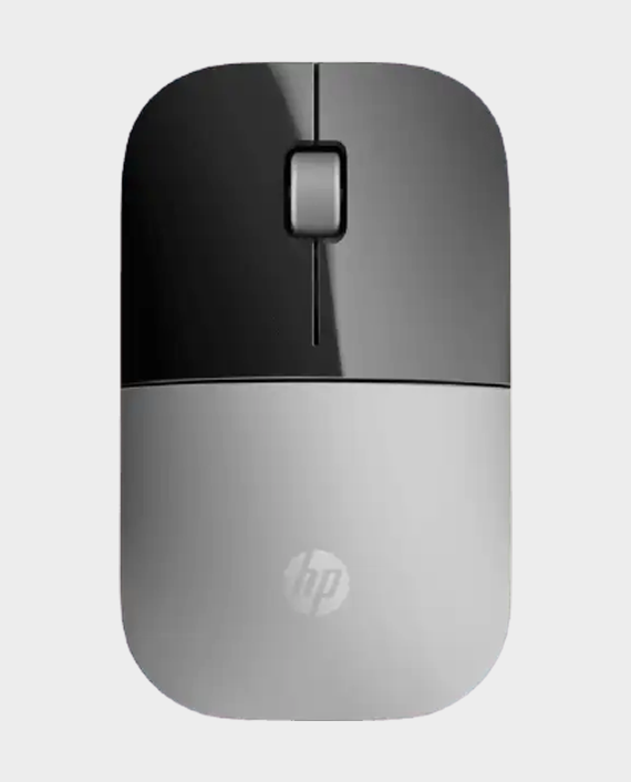 HP Z3700 Wireless Mouse X7Q44AA Silver in Qatar