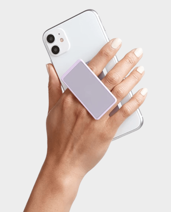 Handl Stick Essential Solid Phone Grip Lavender in Qatar