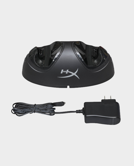HyperX ChargePlay Duo HX-CPDU-G Controller Charging Station for PS4
