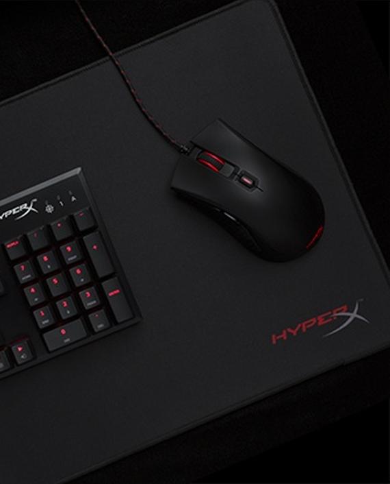HyperX FURY S HX-MPFS-M Pro Gaming Mouse Pad Medium Black