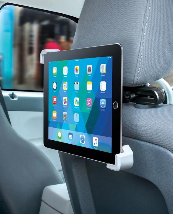 I Sound 6863 Universal Headrest Tablet Mount
