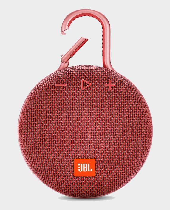 JBL Clip 3 Red in Qatar