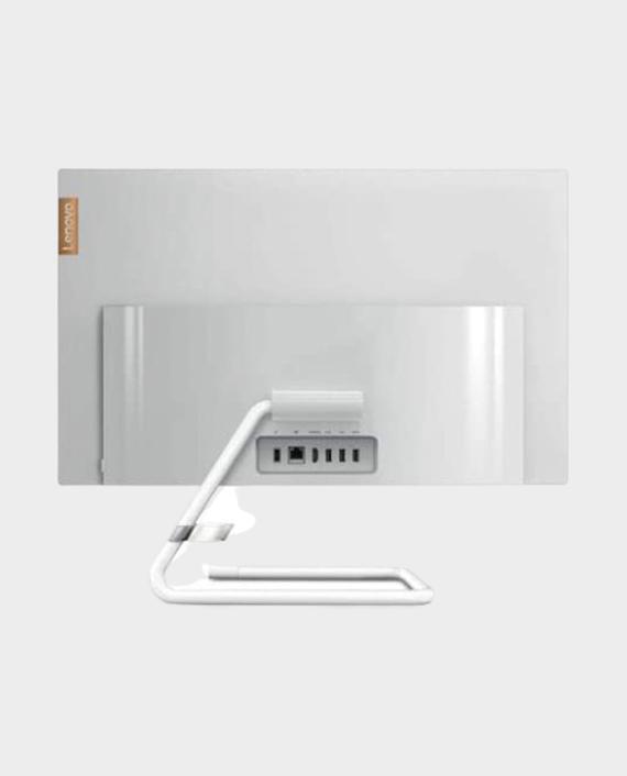 Lenovo Idea Center AIO340-24ICK / F0ER00CBAX / i5-9400T / 8GB RAM / 1TB HDD / Radeon 530 2GB / 23.8 Inch FHD / Win 10 Home - White