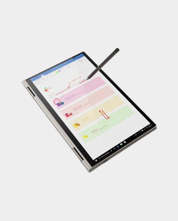 Lenovo Ideapad Yoga C740-14IML / 81TC00CAAX / i7-10510U / 16GB RAM / 1TB SSD / MX230 2GB / 14 Inch FHD Pen BL KBrd / MS office 365 - Grey