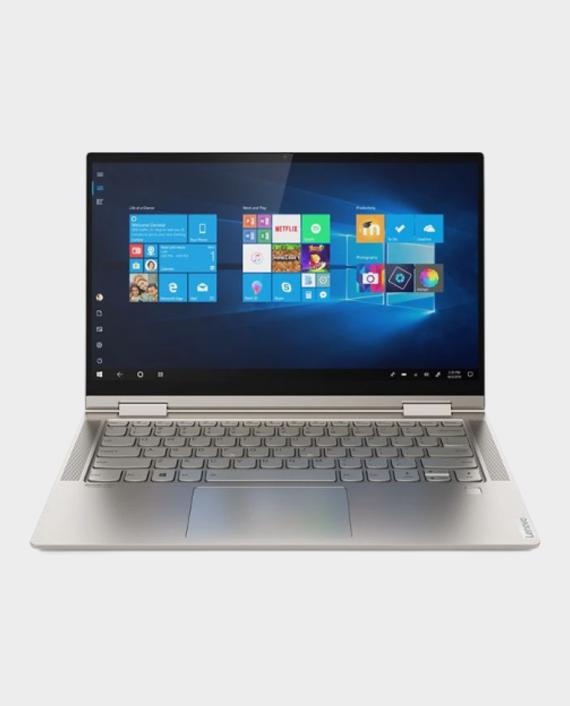 Lenovo Ideapad Yoga C740-14IML / 81TC00CAAX / i7-10510U / 16GB RAM / 1TB SSD / MX230 2GB / 14 Inch FHD Pen BL KBrd / MS office 365 - Grey in Qatar
