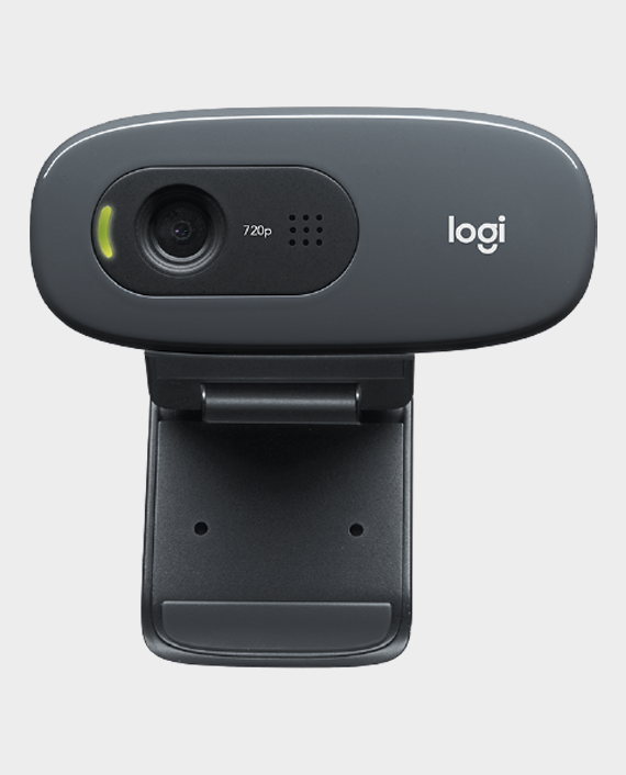 Logitech C270 Plug and Play HD 720p Webcam in Qatar