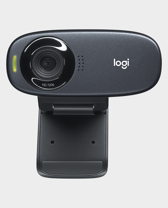 Logitech C310 HD Webcam 720p Lighting Correction in Qatar