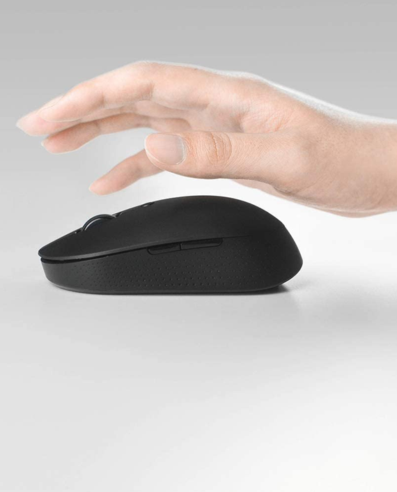 Xiaomi Mi Dual Mode Wireless Mouse Silent Edition