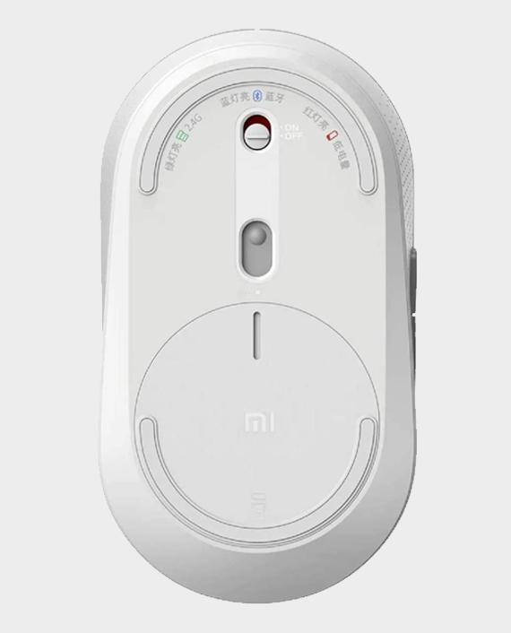 Xiaomi Mi Dual Mode Wireless Mouse Silent Edition White