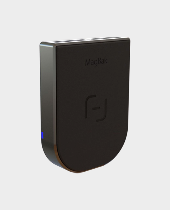 MagBak Home Stand Wireless Charger Black in Qatar