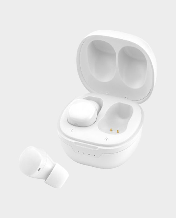 Momax Pills Mini Bluetooth Earbuds White in Qatar