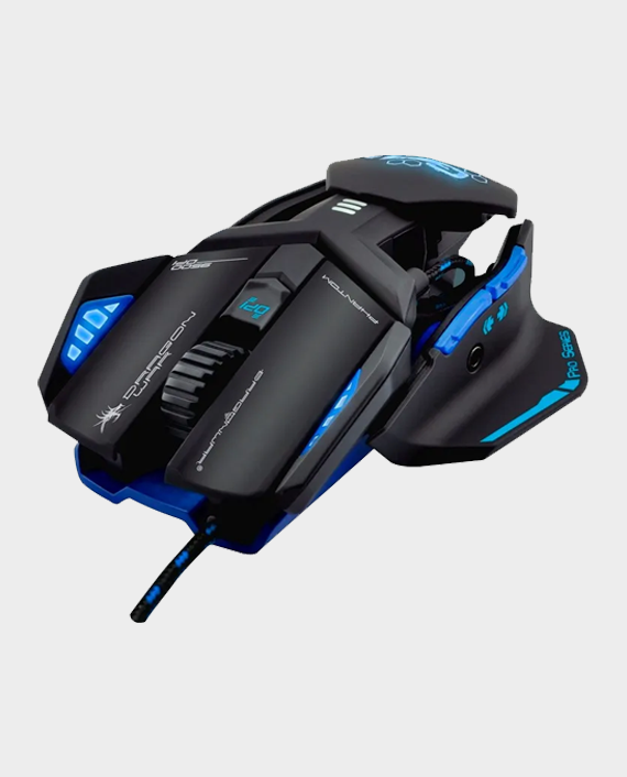 Dragon War Phantom G4 Gaming Mouse 9500 DPI Blue in Qatar