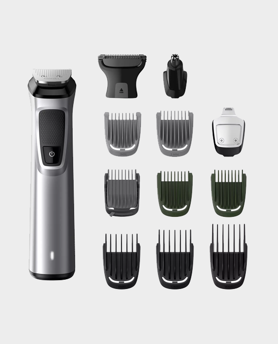 Philips Multigroom series 7000 MG7715/13 13 in 1 Premium Trimmer for Ultimate Versatility in Qatar