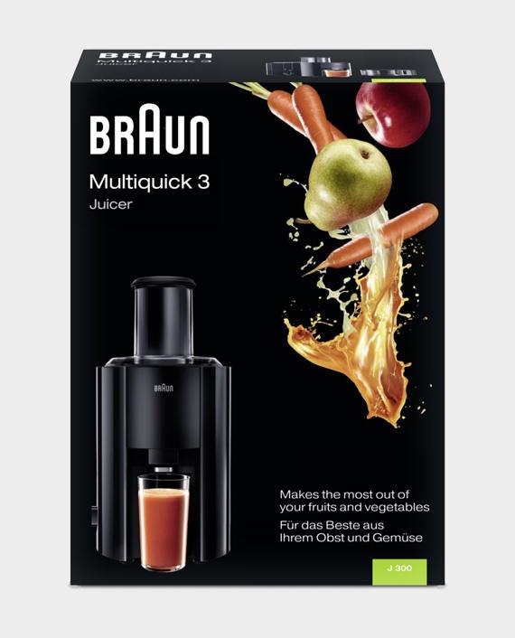 Braun Multiquick 3 J300 800-Watt Juicer