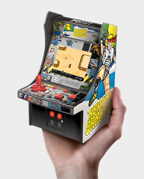 My Arcade DGUN-3205 2.75-inch Heavy Barrel Micro Player Multicolor