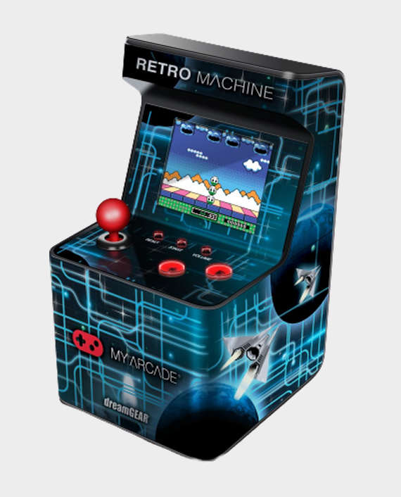 My Arcade Dreamgear DGUN-2577 Retro Machine with 200 Game Built in Qatar