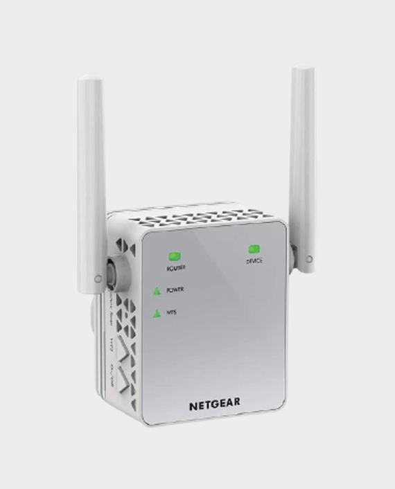 Netgear EX3700-100UKS AC750 WiFi Range Extender in Qatar