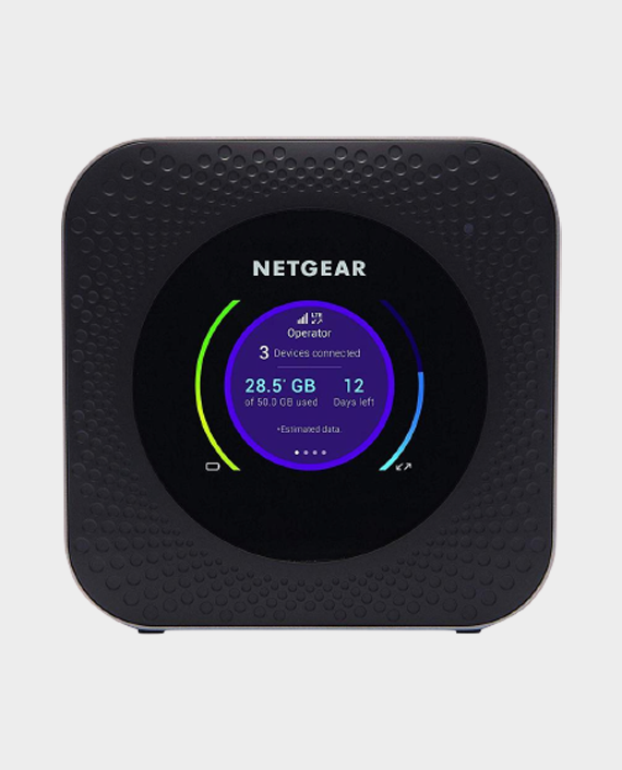 Netgear MR1100-100EUS Mobile Hotspot Nighthawk M1 4G LTE Router in Qatar