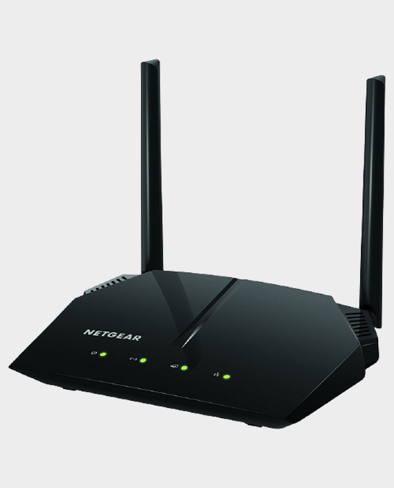 Netgear R6120-100PES AC1200 WiFi Router in Qatar