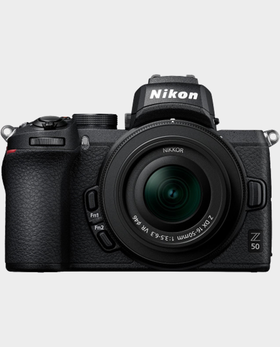 Nikon M/L Z 50 BK 16-50 mm Kit Black in Qatar