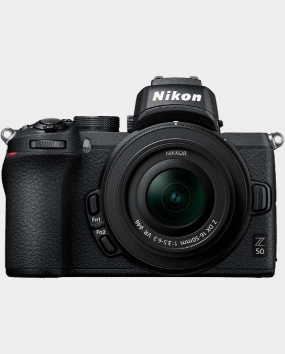 Nikon M/L Z 50 BK 16-50 mm Kit Black in Qatar
