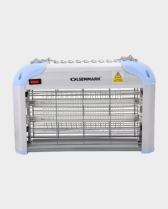 Olsenmark OMBK1511 Insect Killer With 2 Lamps in Qatar