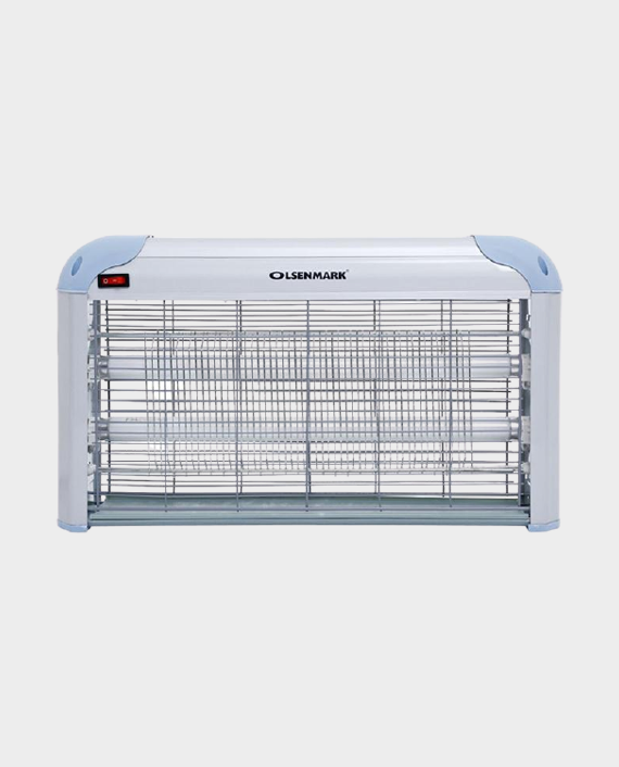 Olsenmark OMBK1512 Insect Killer with 2 Lamps White in Qatar