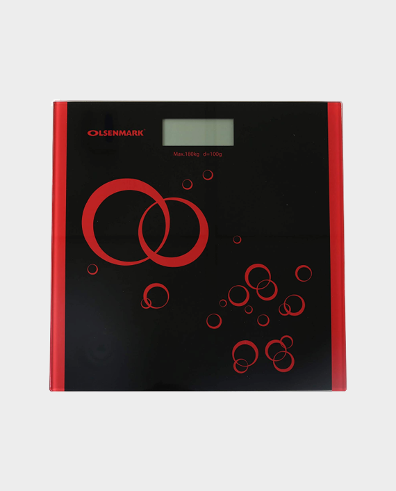 Olsenmark OMBS2256 Digital Personal Scale in Qatar