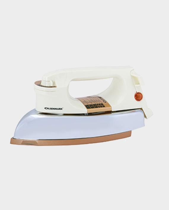 Olsenmark OMDI1503 Deluxe Automatic Dry Iron in Qatar