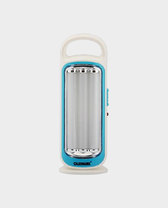 Olsenmark OME2702 42 Piece Rechargeable LED Lantern Blue in Qatar