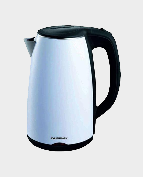 Olsenmark OMK2207 3600 Rotating Base Electric Kettle in Qatar