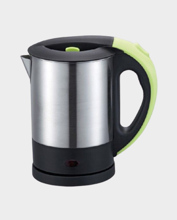 Olsenmark OMK2253 1 Litre Electric Kettle with Double Sensor Control Silver in Qatar