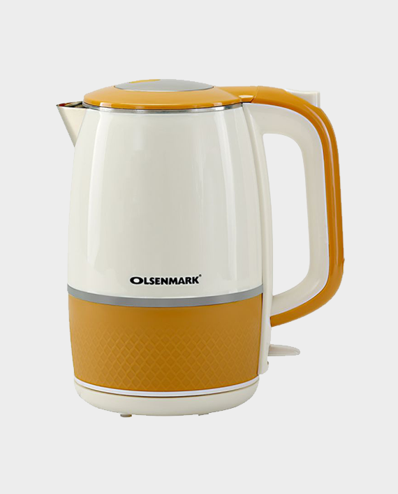 Olsenmark OMK2284 Cordless and Double Layer Kettle in Qatar