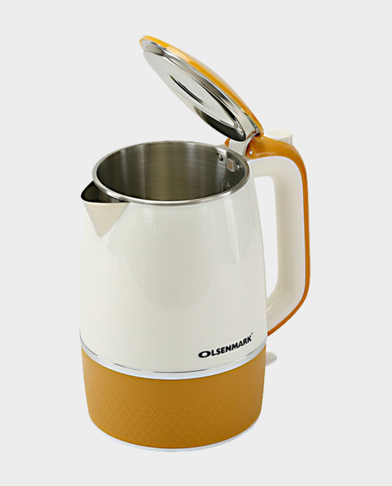Olsenmark OMK2284 Cordless and Double Layer Kettle