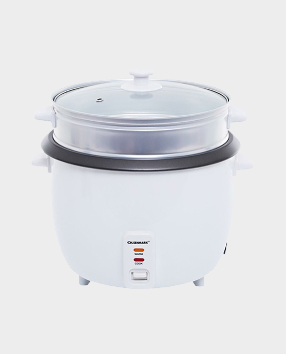 Olsenmark OMRC2183 3 in 1 Automatic Rice Cooker - 2.8 Litre in Qatar