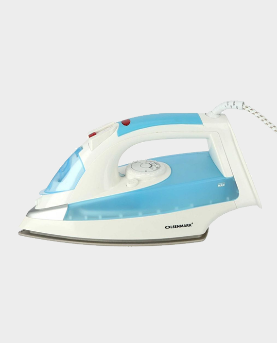 Olsenmark OMSI1681 2200W 3D Ceramic Steam Iron in Qatar