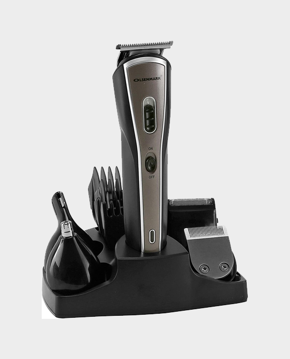 Olsenmark OMTR4036 10 In 1 Rechargeable Grooming Set in Qatar