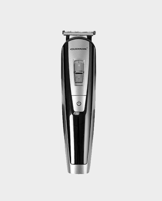Olsenmark OMTR4038 Waterproof Rechargeable Hair and Beard Trimmer in Qatar