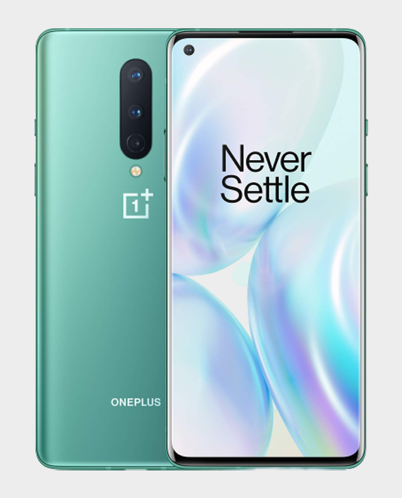 OnePlus 8 12GB 256GB Green in Qatar