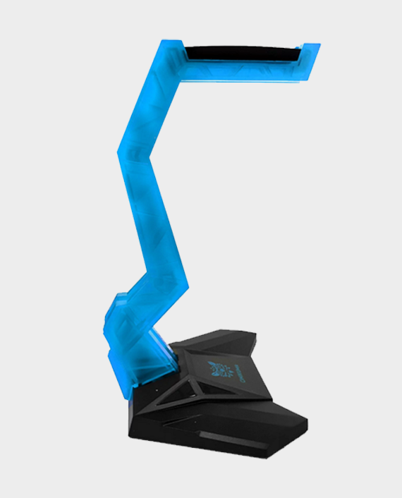 Onikuma Gaming Headset Stand Blue in Qatar