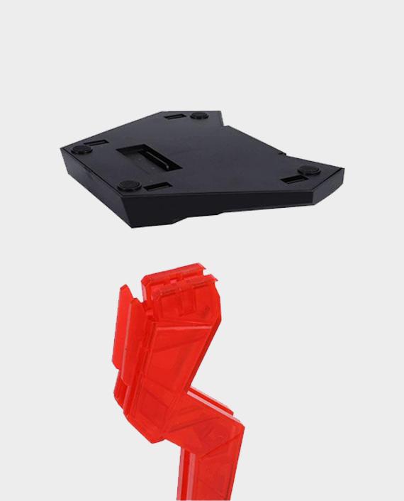 Onikuma Gaming Headset Stand Red