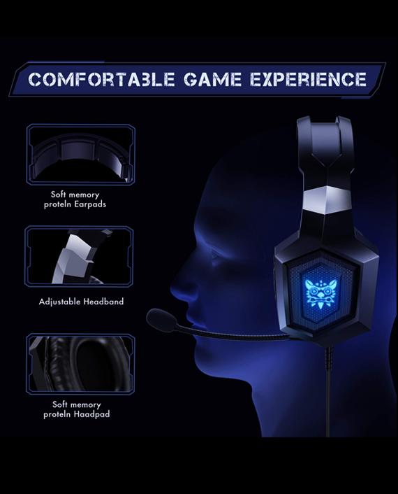 Onikuma K8 Stereo Gaming Headset