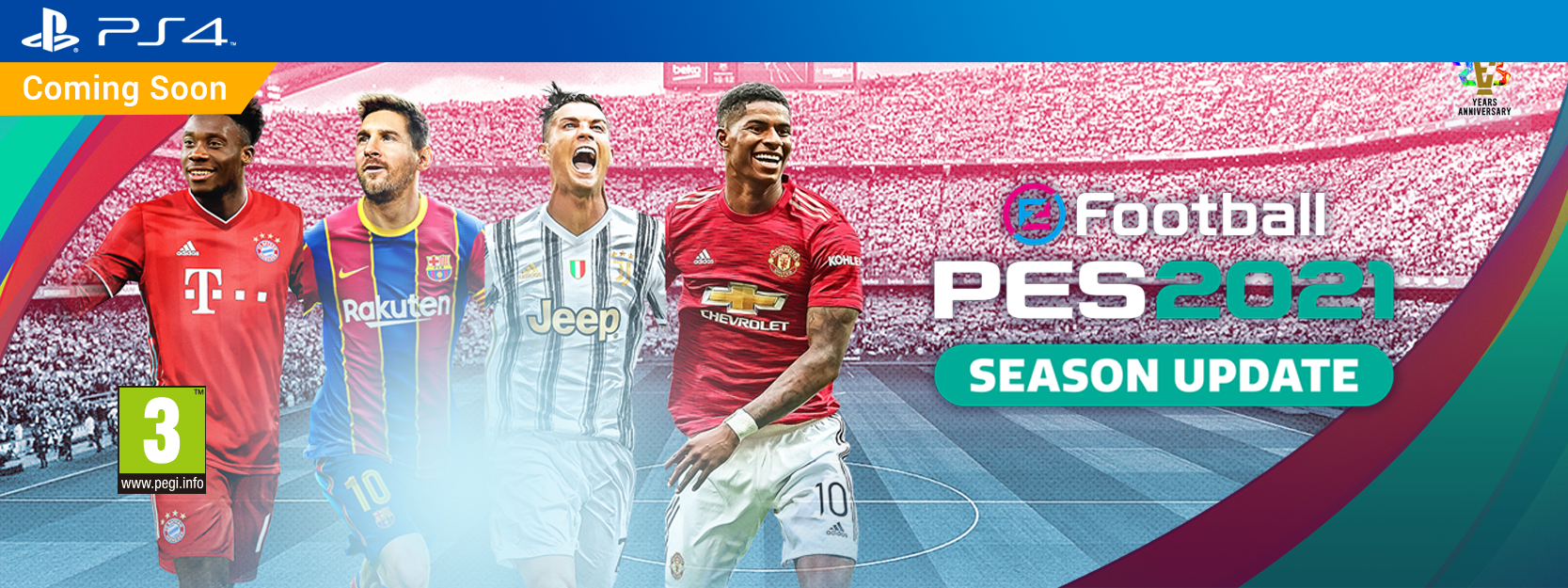 PES 2021 IN Qatar And Doha