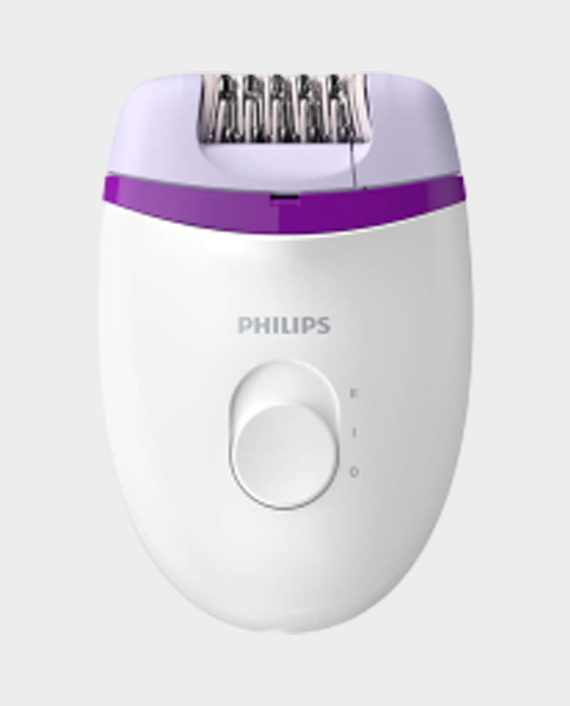 Philips BRE225/01 Satinelle Essential Corded Compact Epilator in Qatar