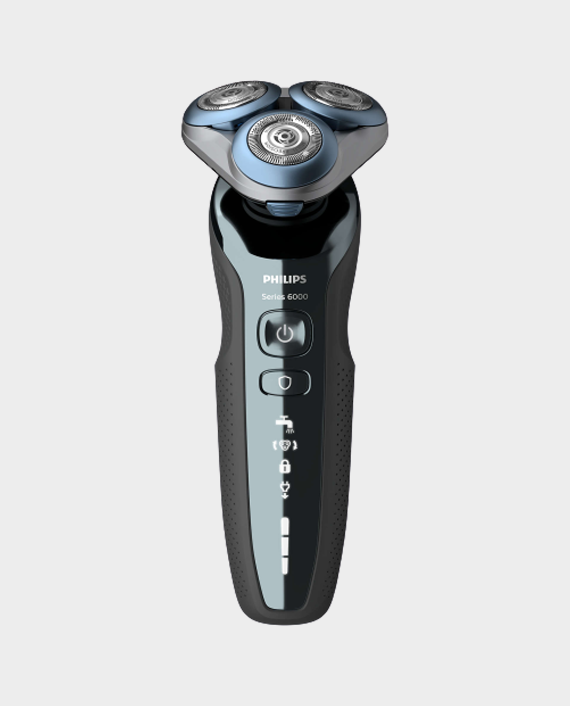 Philips S6630/11 Shaver Series 6000 Wet and Dry Electric Shaver