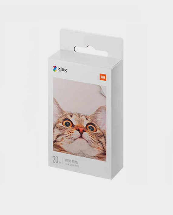 Xiaomi Mi Portable Photo Printer Paper in Qatar