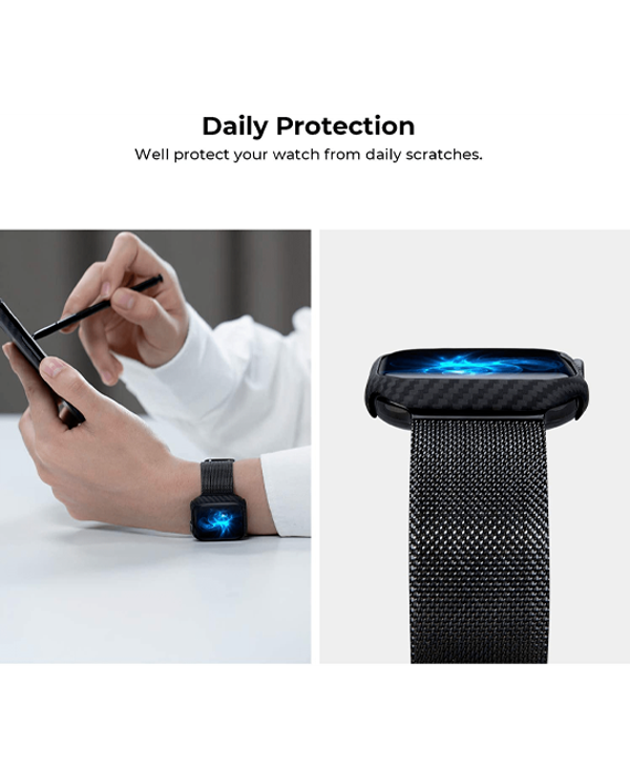 Pitaka Air Case for Apple Watch 44MM